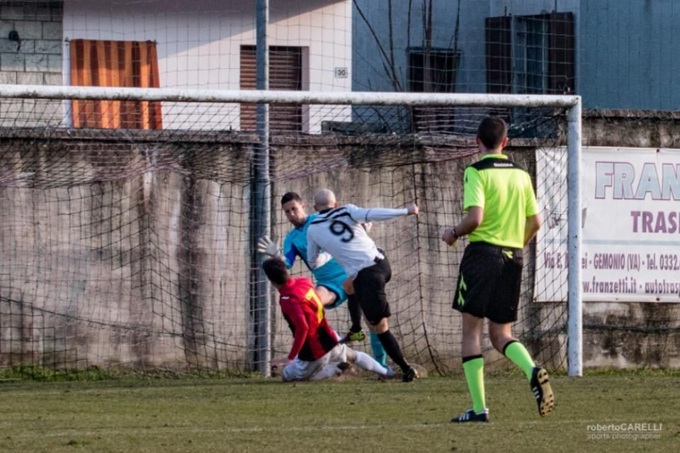 VERBANO CALCIO - CAVENAGO FANFULLA 1-1