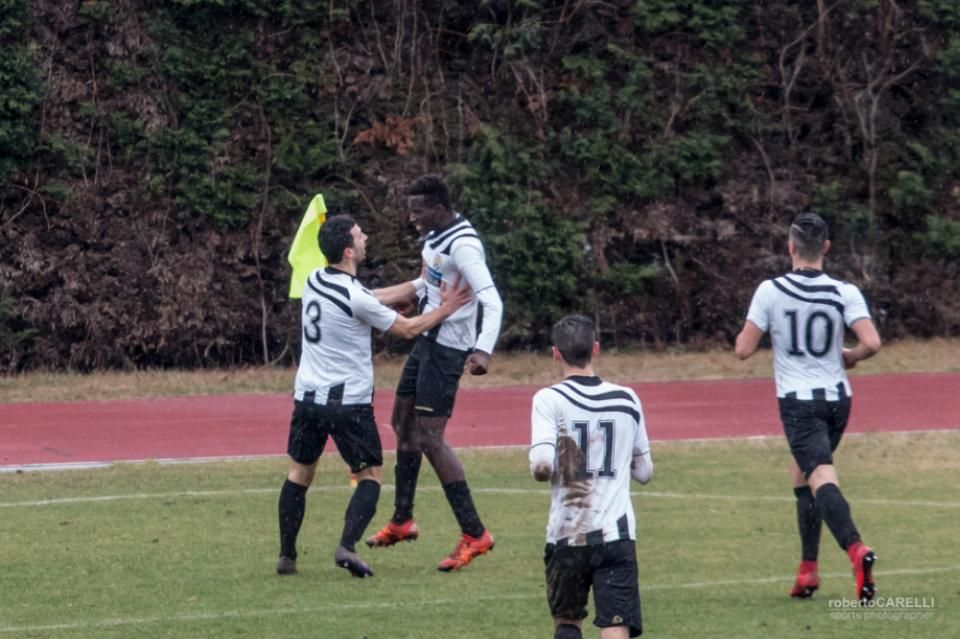 SESTESE CALCIO - CAVENAGO FANFULLA 0-1